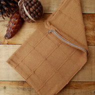 maxilari_vamvakero_fountouki_cotton_pillow_hazelnut_40X40