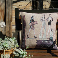 maxilari_yfanto_Runway_Paris_tapestry_pillow