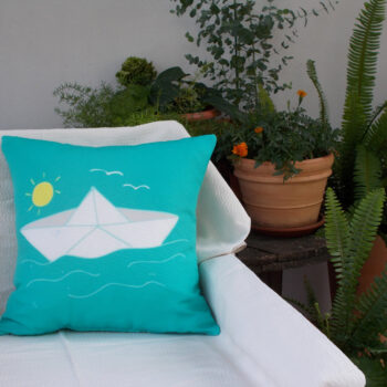 Summer pillows dreaming