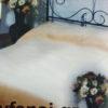μονόχρωμη ακρυλική κουβέρτα
